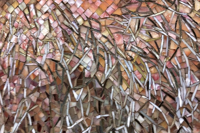 U-Bahn-Kunst Chuck Close