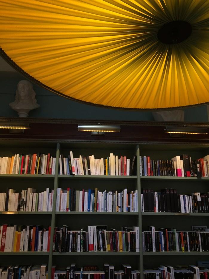Der am schönsten versteckte Buchladen New York
