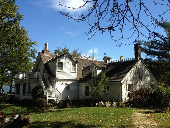 Alice Austen House auf Staten Island, New York