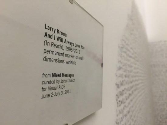 Larry Krone Kunst