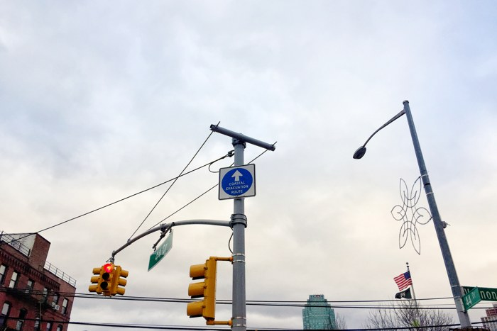 Long Island City Evacuation Zone