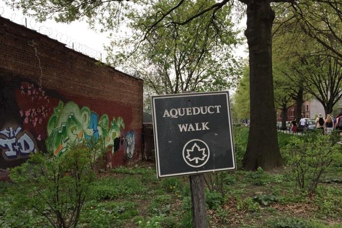 Aqueduct Walk Bronx