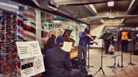 Bach in the Subways 2017 New York