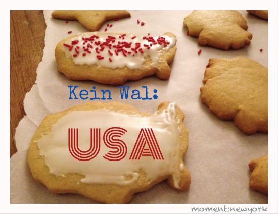 Weihnachtsplätzchen: USA