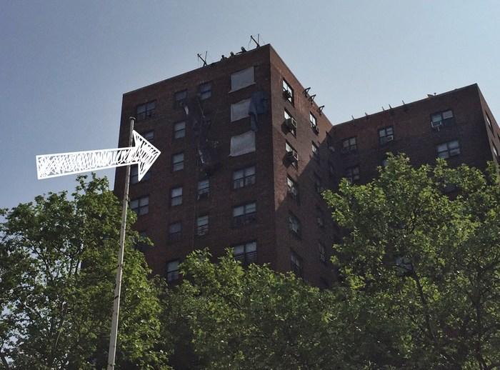 Bauarbeiter Unfall New York