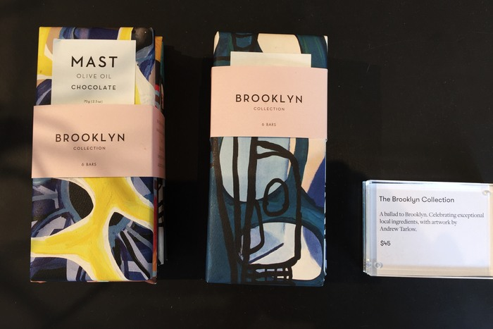 Mast Brothers Chocolate nahe Bedford Avenue