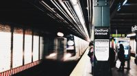 L Train Bedford Ave - Photo by Max de Rohan Willner
