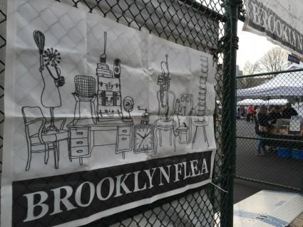Brooklyn Flea Fort Greene 2016 Flohmarkt New York