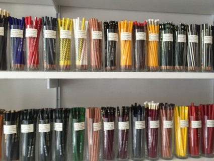 Bleistiftladen in New York