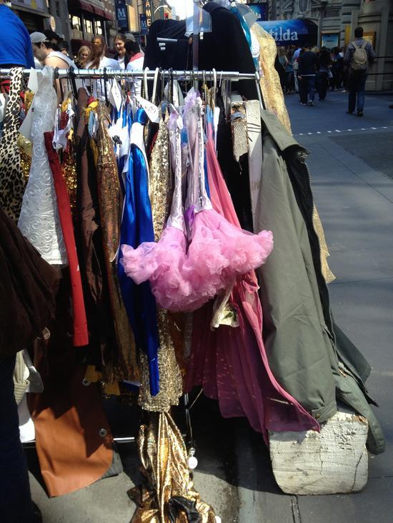Broadway Cares Flohmarkt