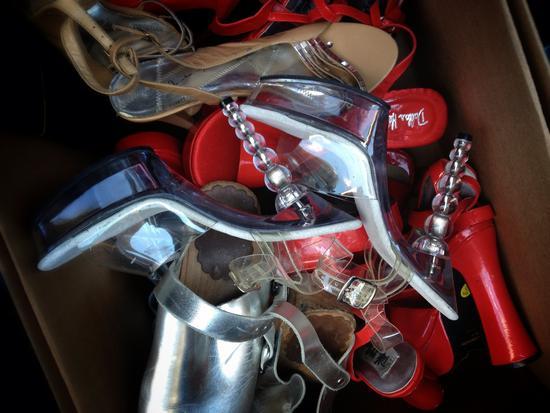 """Schuhe von """"Cinderella"""""""