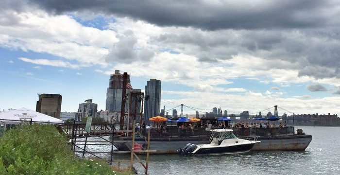 Brooklyn Barge in Greenpoint