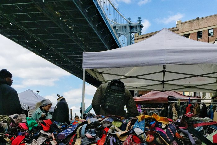 Flohmarkt 2018 Brooklyn Flea Dumbo