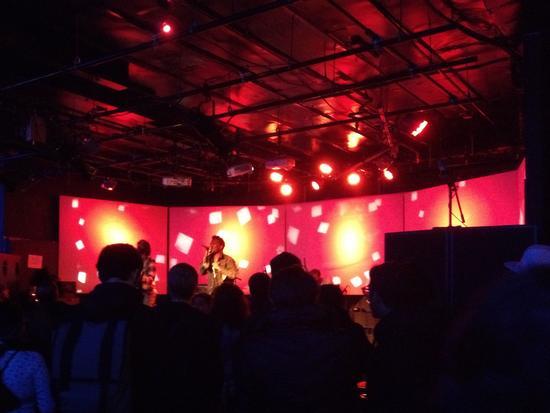 Band beim Brooklyn Night Bazaar