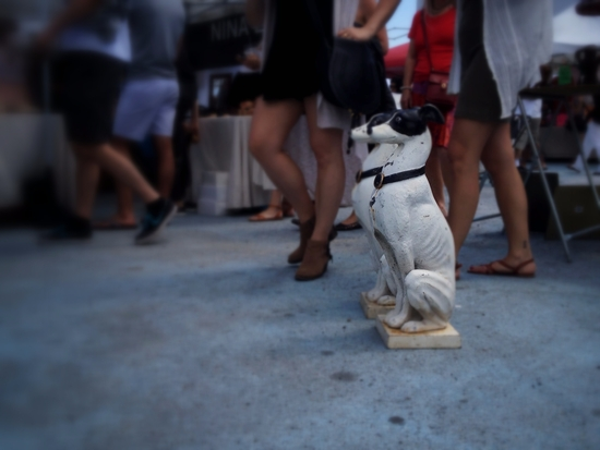 Brooklyn Flea Hunde