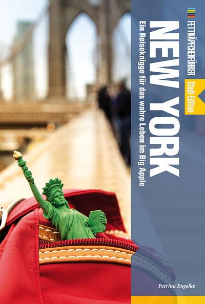 Fettnäpfchenführer New York von Petrina Engelke, Moment New York