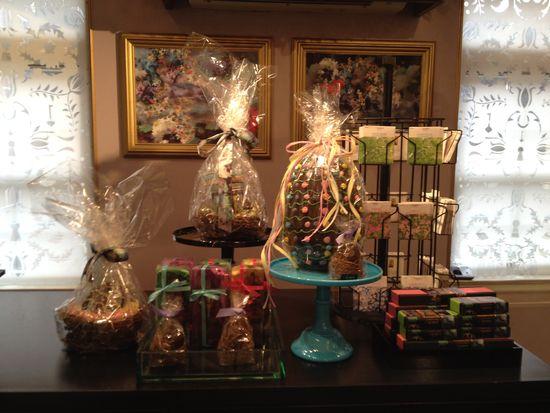 Oster-Schokolade im Candystore