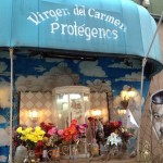Virgen de Carmen-Schrein in East Harlem