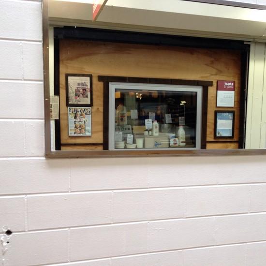 Saxelby Cheese im Spiegel