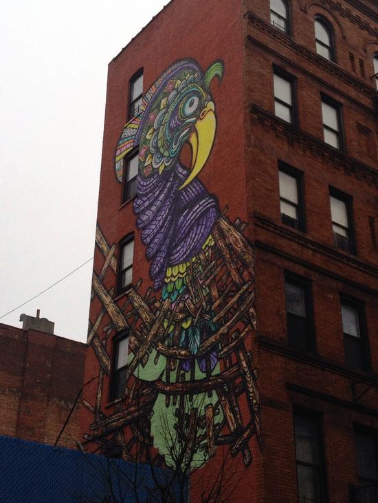 Don Rinx Diaspora Streetart East Harlem