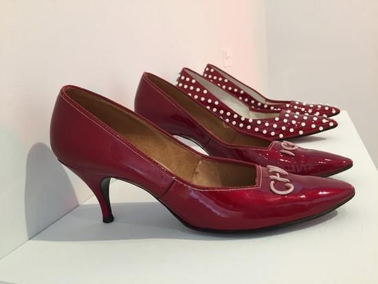 Schuhe von Michele Pred