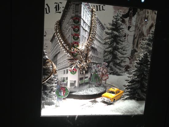 Christmas Windows in New York