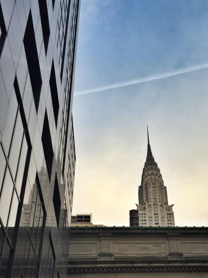 Geschichte des Chrysler Building von William van Alen