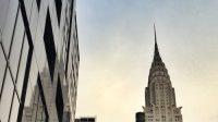 Spitze des Chrysler Building - was dahintersteckt