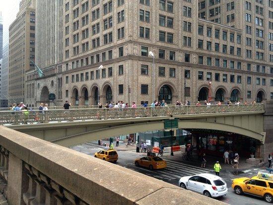 Summer Streets um Grand Central