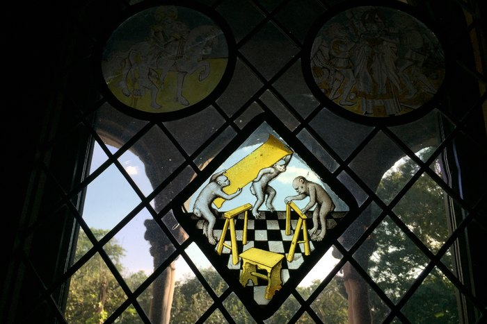 Cloisters Window