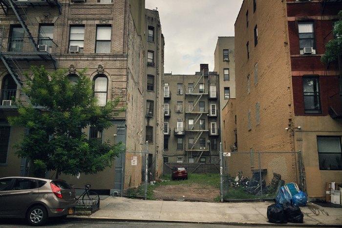 Häuserlücke East Village