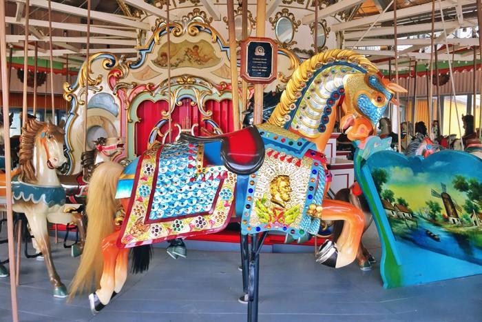 Coney Island Carousel
