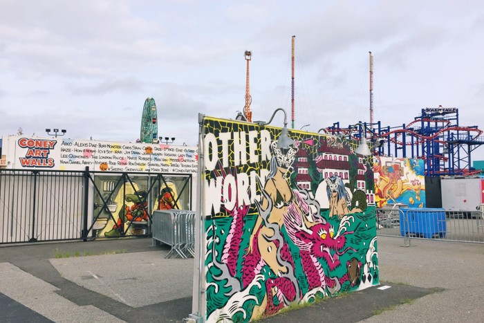 Coney Art Walls 2018