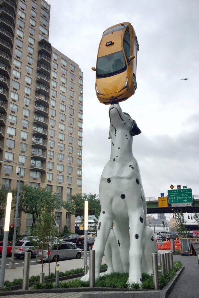 Hund Taxi New York