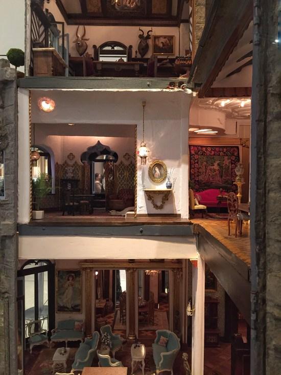 Puppenhaus in New York