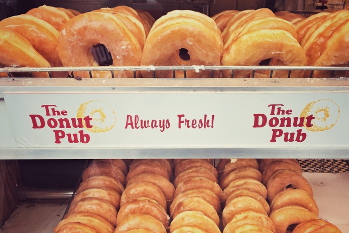 Donut Pub in New York