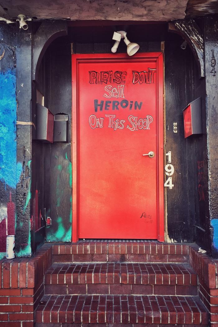 Door Staten Island Heroin