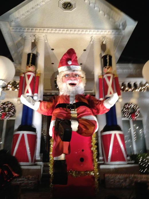 Weihnachten in Dyker Heights