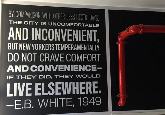 New York-Zitat von E. B. White