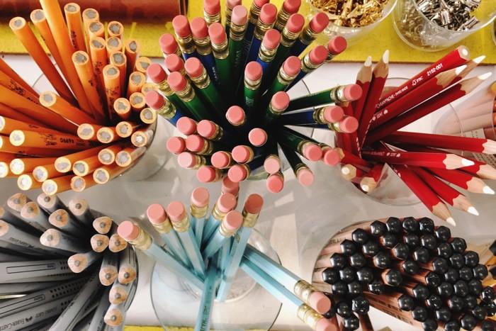 CW Pencils Bleistifte