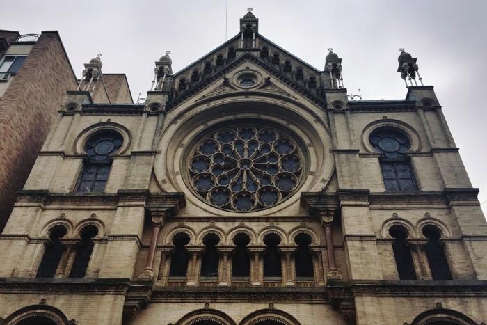 Museum Eldridge Street Synagoge
