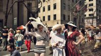 Ostern 2017 New York Hüte Parade