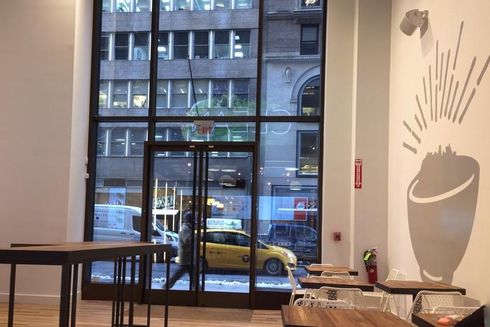 Eatsa Restaurant New York