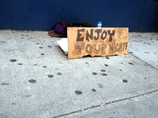 Genieß deinen Tag! Serendipity in New York