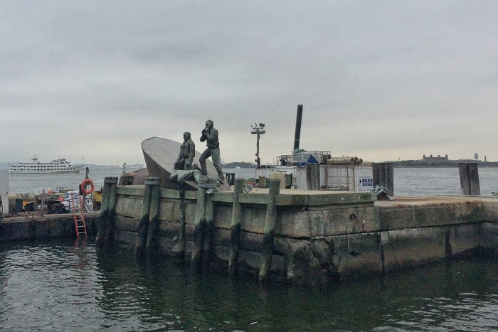 Marisol Escobar American Merchant Mariners Memorial