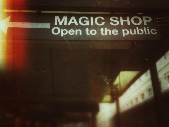 Zauberladen in New York