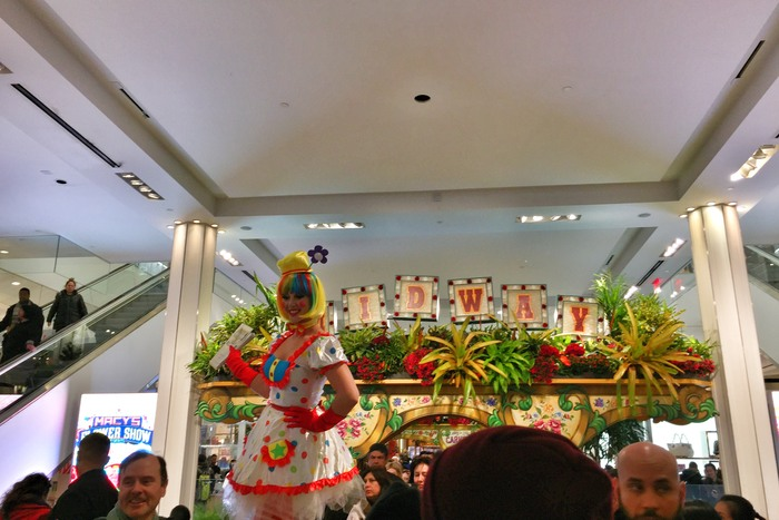 Blumenschau Macy's Flower Show 2017 New York