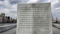 Four Freedoms Park New York Roosevelt Zitat