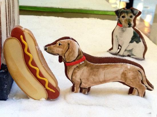 Hotdog - typisch New York!