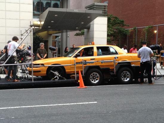 """Ein Taxi für die """"Girls"""""""